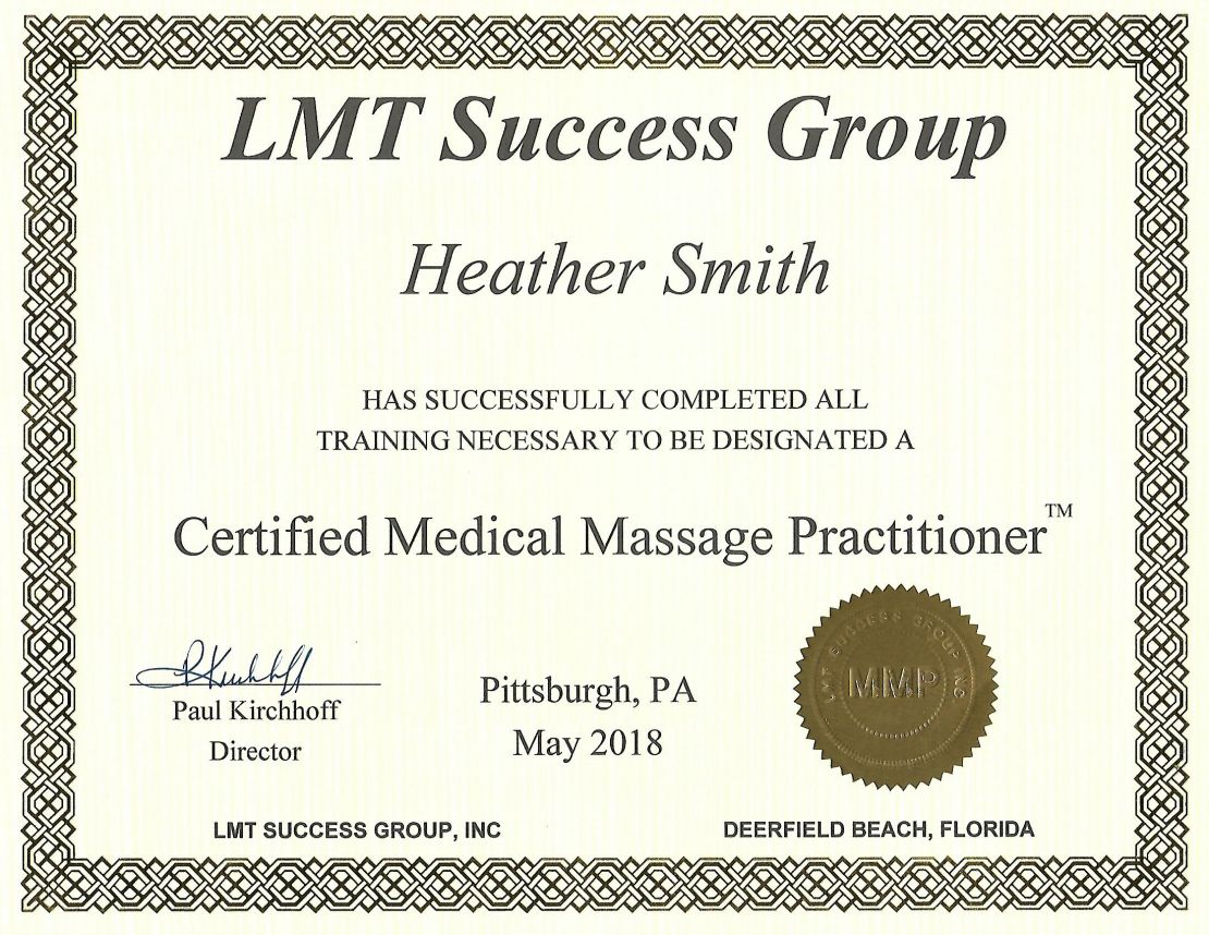 Lunchtime Massage Lady Llc